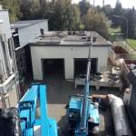 Demontage einer 1,5 MW Gasturbinenanlage 14