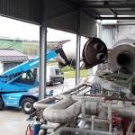 Demontage einer 1,5 MW Gasturbinenanlage 18