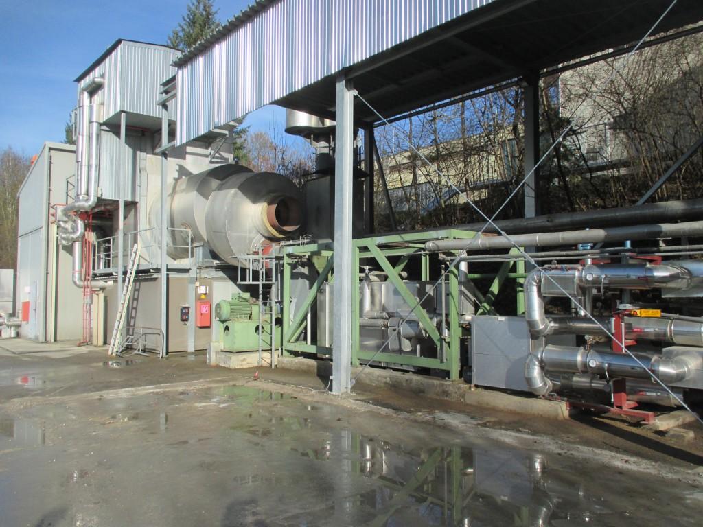 Demontage einer 1,5 MW Gasturbinenanlage 19