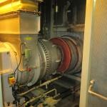 Demontage einer 1,5 MW Gasturbinenanlage 02