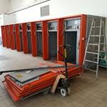 Demontage einer 5kV Schaltanlage inkl. Trafo und Verkabelung 07