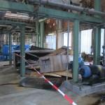 Demontage 130m³ Niro Lagertank 09