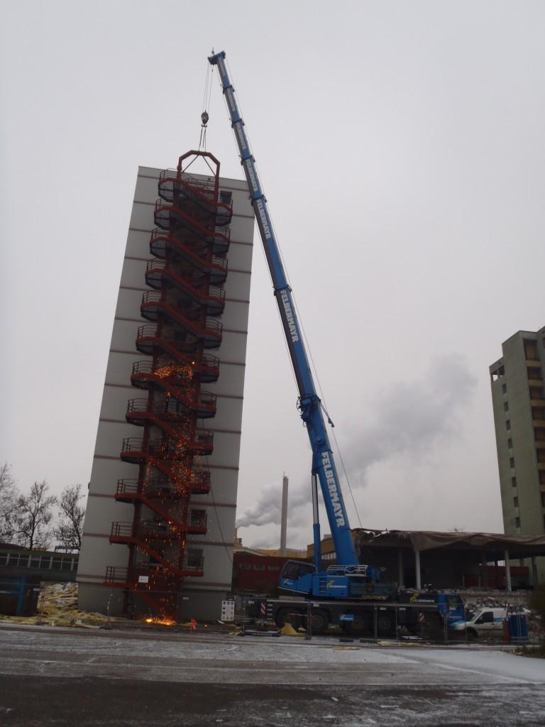 Treppenturm 03