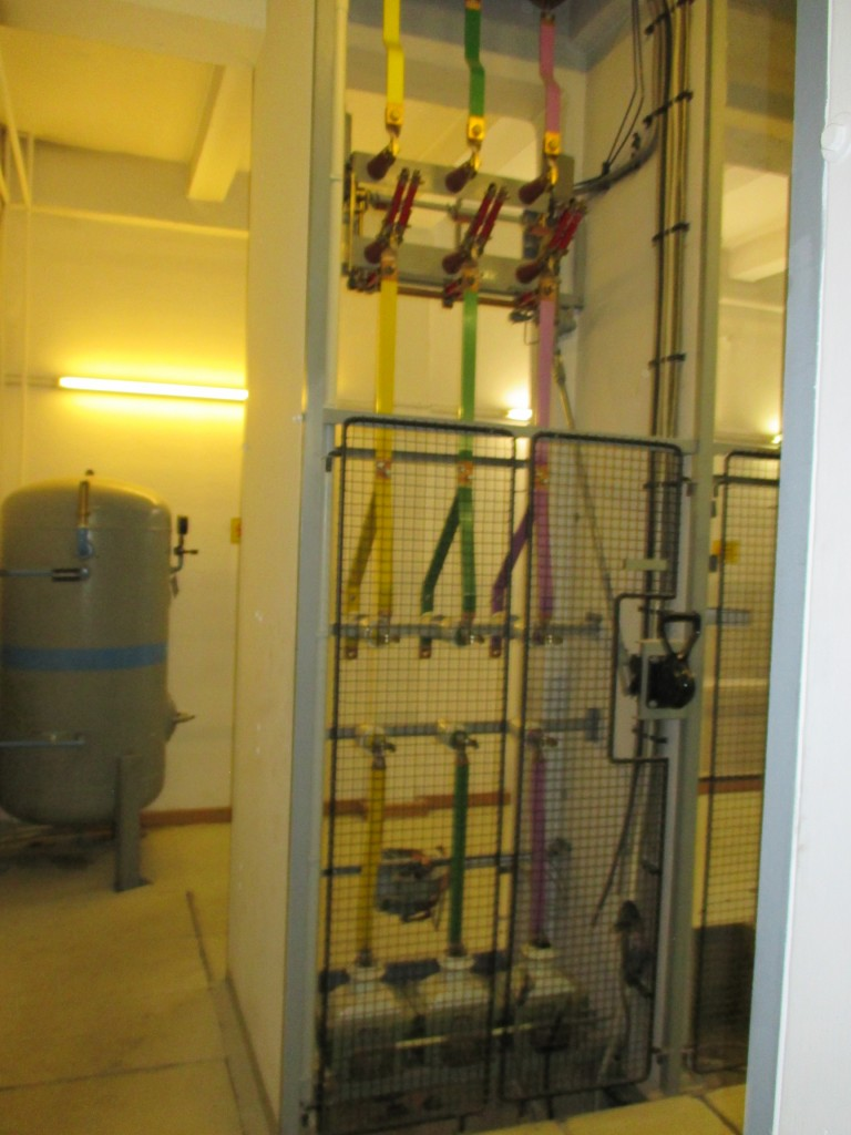 10 kV Schaltanlage 10